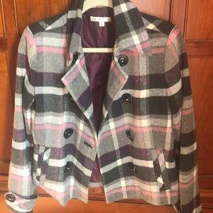 Cabi plaid jacket